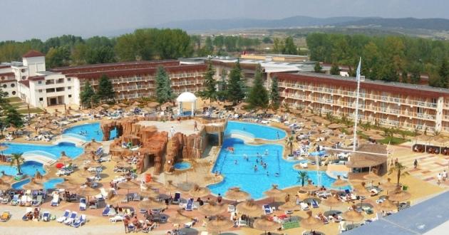 Evrika Beach Club Hotel Bulgaria