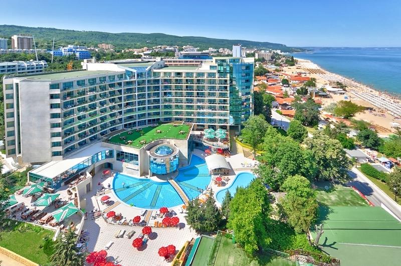 Goldstrand Bulgarien  Sterne Hotel