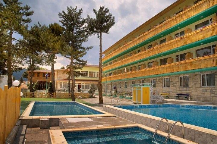 Balneo Hotel Aura Velingrad Boiana Mg