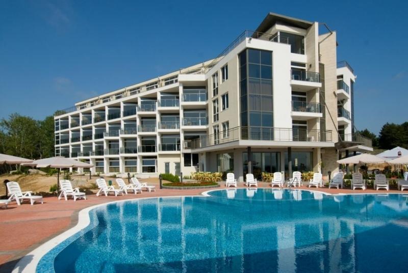 South pearl residence apart hotel sozopol boiana mg for Aparte hotel
