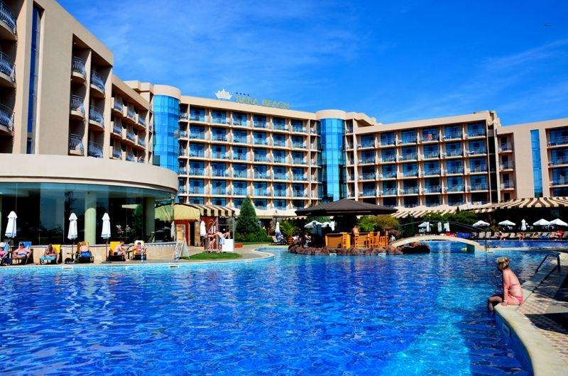 Tiara Beach Hotel Sunny Beach