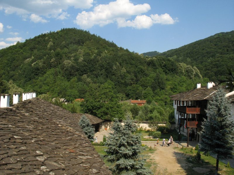view-from-troyan-monastery